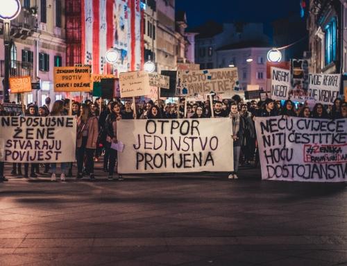 Rijeka je poručila: Dosta je nasilja, nadležnima ostavka!