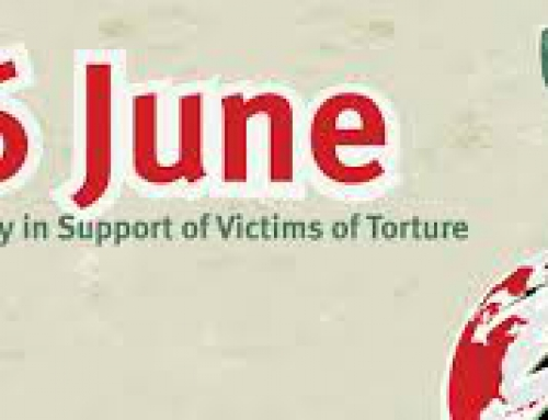 26.lipnja – Međunarodni dan potpore žrtvama mučenja