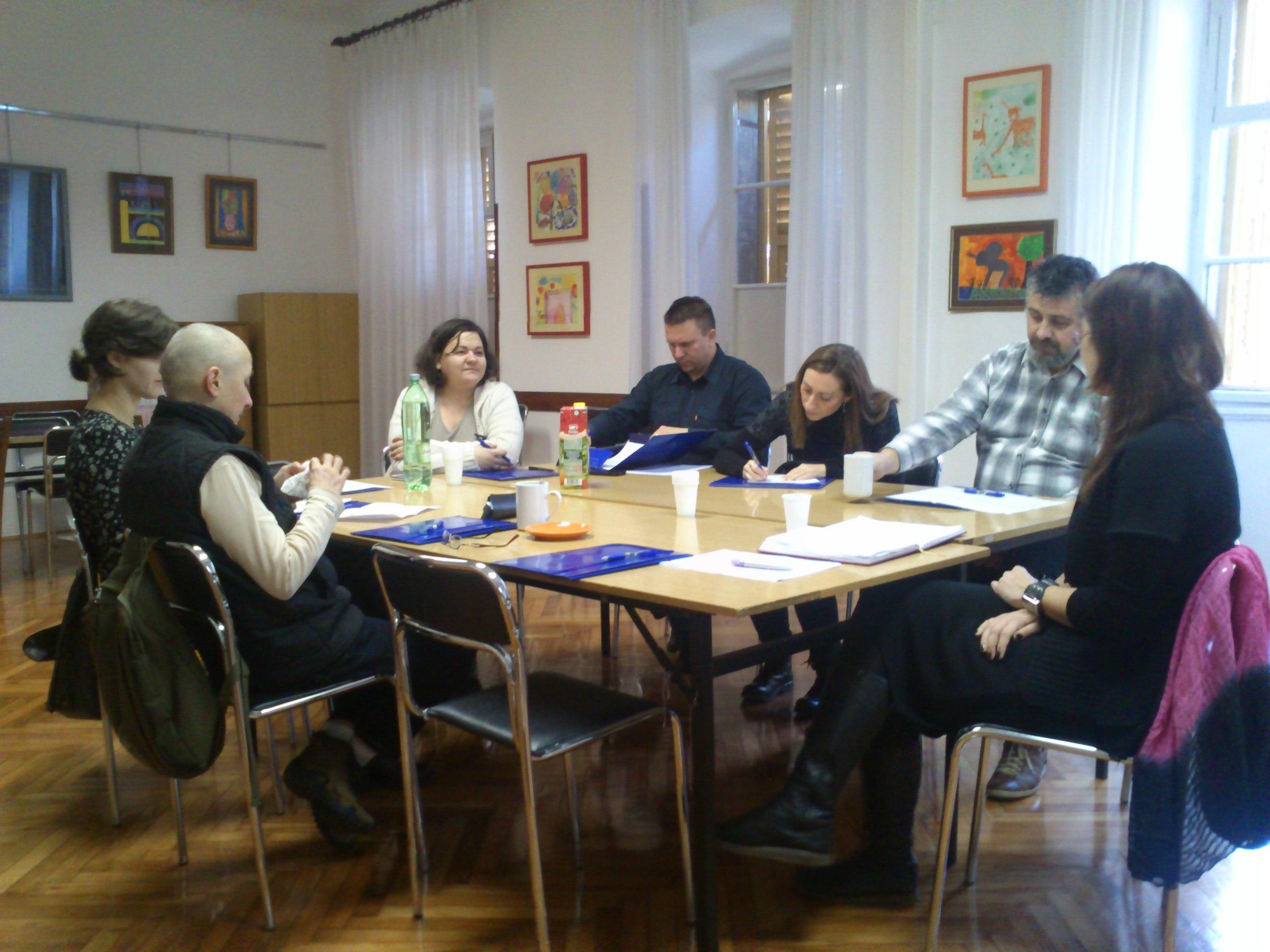 """""""Edukacijom do znanja, suradnjom do promjena!"""" – sastanak s predstavnicima/ama jedinica lokalne samouprave i institucija te predstavljanje preporuka"""